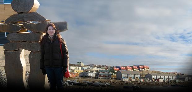 Building capacity in Nunavut