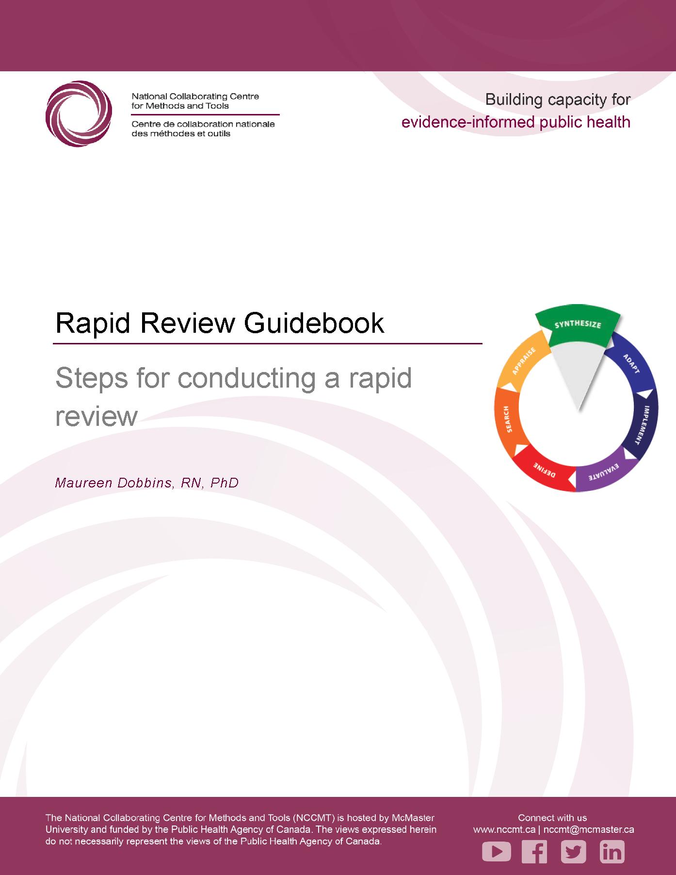 Rapid Review Guidebook