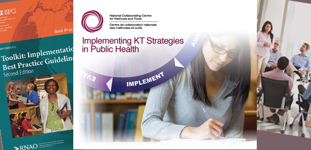 Implementing KT Strategies in Public Health