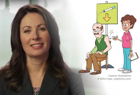 « Comprendre les données probantes issues de la recherche » série de vidéos
