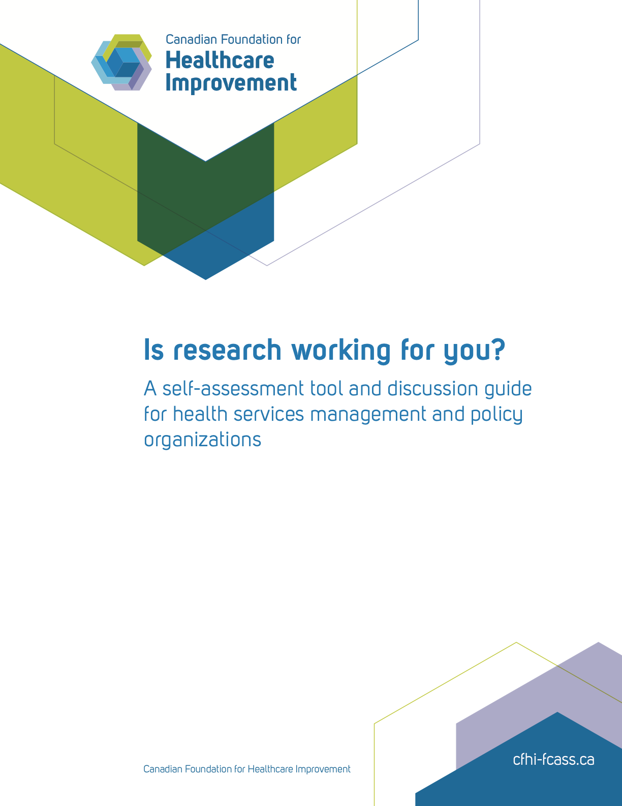Tool: Is Research Working for You?